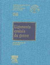 Ligaments croisés du genou - Couverture - Format classique