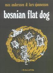 Bosnian flat dog - Intérieur - Format classique