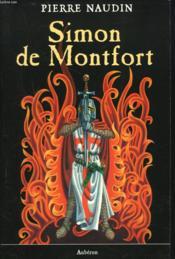 Simon de Montfort - Couverture - Format classique