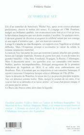 Le maréchal Ney - 4ème de couverture - Format classique
