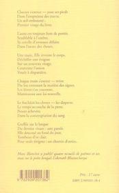 Langue Volee Au Serpent (La) - 4ème de couverture - Format classique