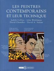 Les peintres contemporains et leur technique - Intérieur - Format classique
