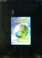 Le Nouveau Testament. - Couverture - Format classique