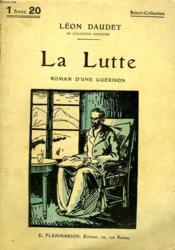 La Lutte. Collection : Select Collection N° 105 - Couverture - Format classique