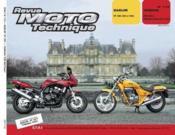 Rmt 113.2 Daelim Vt 125/Yamaha Fzs 600 Fazer - Couverture - Format classique