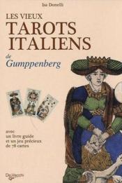 Les vieux tarots italiens de Gumppenberg ; coffret - Couverture - Format classique