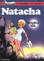 Natacha t.5 ; double vol - Intérieur - Format classique