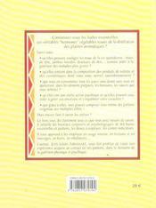 Aromatherapie Essentielle - 4ème de couverture - Format classique