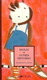 Iholdi et autres histoires - Couverture - Format classique