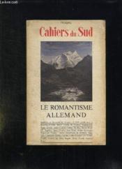 Romantisme allemand - Couverture - Format classique
