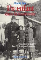 Enfant dans la tourmente (un) - Couverture - Format classique
