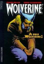 Wolverine t.1 ; je suis wolverine - Couverture - Format classique