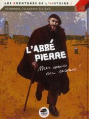 L'abbé Pierre - Couverture - Format classique