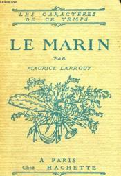 Le Marin - Couverture - Format classique