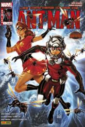 Vente livre :  Ant-Man 4  - Nick Spencer
