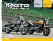 Rmt 114.2 Suzuki Gz125 Marauder Honda Cb 600f Hornet - Couverture - Format classique
