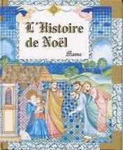 Histoire De Noel - Couverture - Format classique