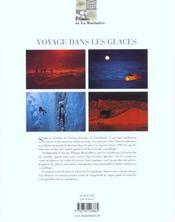 Voyage dans les glaces - 4ème de couverture - Format classique
