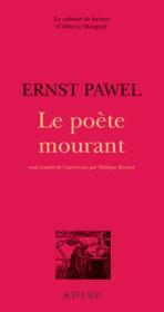 Le Poete Mourant - Couverture - Format classique