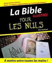La bible illustrée pour les nuls - Couverture - Format classique
