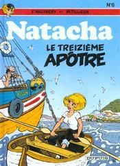 Natacha t.6 ; le treizième apôtre - Intérieur - Format classique