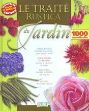 Le traité Rustica du jardin. 1000 conseils-clés, plates-bandes, massifs, .... Index - Intérieur - Format classique