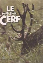Le Dernier Cerf - Couverture - Format classique