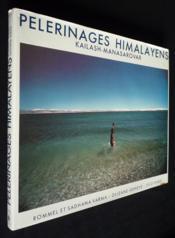 Pélerinage himalayen - Couverture - Format classique
