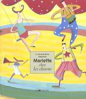 Marietta chez les clowns - Intérieur - Format classique