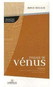 Passage de Vénus - Intérieur - Format classique