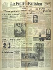 Petit Parisien Edition De Paris (Le) du 16/05/1941 - Couverture - Format classique