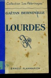 Lourdes. - Couverture - Format classique