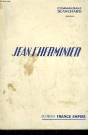 Jean L'Herminier. - Couverture - Format classique