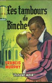 Les Tambours De Binche - Couverture - Format classique