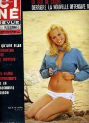 Cine Revue - Tele-Programmes - 50e Annee - N° 34 - La Rupture - Couverture - Format classique