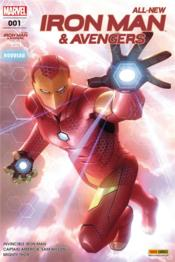 Vente livre :  All-New Iron Man & Avengers N.1  - Collectif
