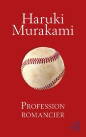 Vente  Profession romancier  - Haruki Murakami