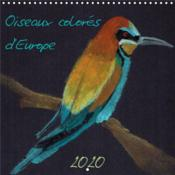 Vente livre :  Oiseaux colorés d'Europe (édition 2020)  - Rothenh Fer Mar - Martin Rothenhofer - Martin Rothenhofer