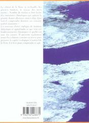 Un Nouveau Climat - 4ème de couverture - Format classique