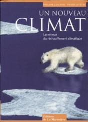 Un Nouveau Climat - Couverture - Format classique