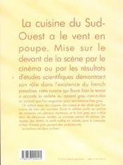 Magrets, confits et canard gras - 4ème de couverture - Format classique