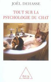 Tout Sur La Psychologie Du Chat - Intérieur - Format classique