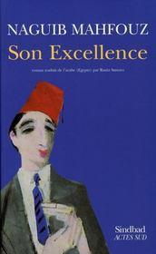 Son excellence - Intérieur - Format classique