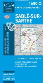 Sable-sur-Sarthe - Couverture - Format classique