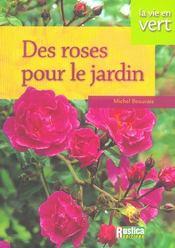 Des roses au jardin - Intérieur - Format classique