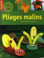 Pliages malins - Intérieur - Format classique