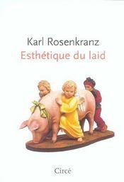 Esthetique Du Laid - Intérieur - Format classique