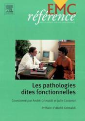 Pathologies dites fonctionnelles - Couverture - Format classique