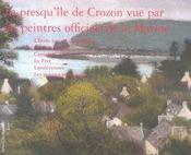 La presqu'île de crozon vue par les peintres de la marine - Intérieur - Format classique