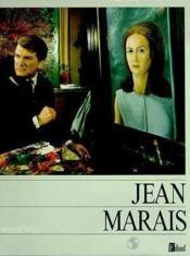 Jean marais l'oeuvre plastique - Couverture - Format classique